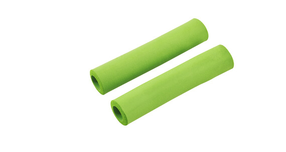 Red Cycling Products Silicon Grip Chwyt do kierownicy zielony